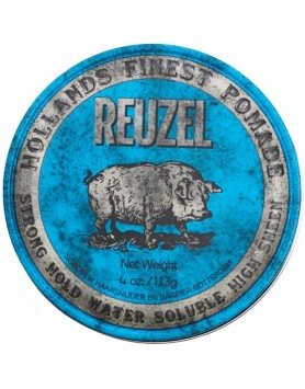 Reuzel Blue Pomade Strong Hold High Sheen
